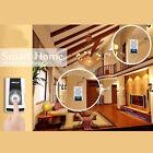36 Songs Waterproof 100M Wireless Doorbell Door bell Remote Control w/2 Receiver