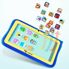 "7"" Kids Child Tablet PC HD Quad Core Camera WIFI Tablet 8GB Android 4.4 KitKat"