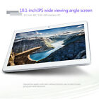 "10.1"" ANDROID 5.0 GPS  TABLET playstore PC 3G Dual SIM TF32GB 4 CORE 16GB RAM"