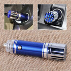 12V Blue Mini Car Auto Air Fresh Ionic Purifier Oxygen Bar Ozone Ionizer Cleaner