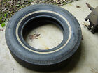 1 vintage Sears Allstate tire G78-15 rat rod period correct wall hot