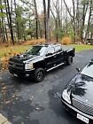 2013 Chevrolet Silverado 2500 LTZ 2013 chevrolet silverado HD Diesel Black on Black Mint ONE OWNER, 78K invested !