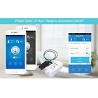 WiFi Control Monitor Temperature Humidity Countdown Repeat Single Timing Smart