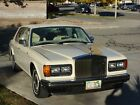 1991 Rolls-Royce Silver Spirit/Spur/Dawn long wheel base saloon PRIVATE COLLECTOR SOUTHERN CA 1991 RR SILVER SPUR II 58K mi PRISTINE CONDITION