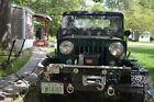 1953 Willys  1953 CJ-3B Willys