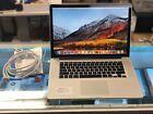 Apple MacBook Pro 15-Inch Retina 2012 2.6GHz i7 16GBRAM 512GB SSD MC976LL/A NICE