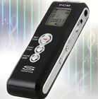 ESONIC Digital Voice Recorder 4-8GB MP3 Player Type Listen Music Portable I_g
