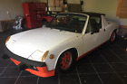 1974 Porsche 914 Can Am Porsche 914-4 Roadster Can Am LE Creamsicle