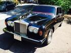 1979 Rolls-Royce Silver Shadow -- 1979 ROLLS ROYCE Silver Shadow  92000 Miles BLACK 4 DOOR 8 CYL Automatic