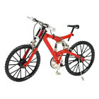 Exquisite 3D Mountain Bicycles Metal DIY Bedroom Decoration Bike Cycling Model