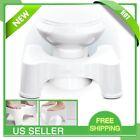 Healthy Life Squatty Potty Toilet Stool Colon Eliminator Better Easier Bathroom@