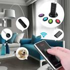 Cheap Remote Wireless LED Key Wallet Finder Receiver Lost Thing Alarm Locator