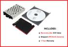 Hard Drive + Caddy + Disc: Panasonic Toughbook CF-19 ~ Win XP or 7 - Sata or SSD