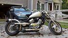1996 Custom Built Motorcycles Bobber  NO RESERVE -- 1996 Honda Magna Motorcycle (Chopper/Rat Bike)