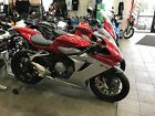 2014 MV Agusta F3 800  2014 MV AGUSTA F3 800 ONLY 2800 MILES! (USA DELIVERY AVAILABLE) (STOCK # 3845)