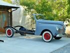 1941 Plymouth P12 Special Deluxe  1941 Plymouth Woodie Station Wagon Barn Find