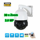 POE Sony 4'' 30X Zoom 1080P 2MP Outdoor HD PTZ IP Speed Dome Camera Outdoor Zoom