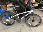 "Mach 1 GT Expert BMX Bike Silver Red Black 20"" Bicycle"