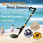 MD-1009B Kids Child Handheld Metal Detector Light Gold Metal Hunter Beach Search