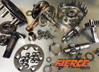 KTM SXS SX Mini 50 POLISHED Engine Transmission 50SX 50SXS 50Mini EXTRA POWER!!