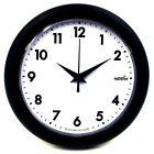 Large Non-Ticking Wall Clock Indoor/Outdoor Decorate Silent Modern Quartz Design