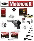 Motorcraft Tune Up Kit 1997-1998 Lincoln Mark VIII Ignition Coil DG512 DG543