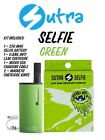 Sutra Selfie Pen Auto Draw Kit Concentrate Extract Oil Wax Usb Charger 510 Green