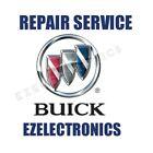 2003 TO 2006 BUICK RAINIER INSTRUMENT CLUSTER REPAIR SERVICE 2004 2005
