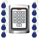 RFID EM Card Standalone Door Access Controller Keypad Entry Control+RFID keyfobs