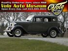 1933 Plymouth Model PD Deluxe 4 Door Sedan 1933 Plymouth Model PD