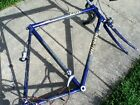 VINTAGE SPECIALIZED EPIC RACING BIKE CARBON FIBER BICYCLE FRAME COMPONENTS AS IS