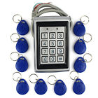 New Digital Keypad Proximity Door Access Controller System+10*RFID Key Fobs