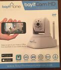 Bayit Cam HD 720P WIFI Security Camera Model BH1940 Night Vision White