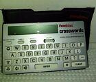 Franklyn Pocket Crosswords Solver CW-40  *EL2*