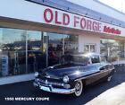 1950 Mercury Coupe  flathead 255 merc 3 speed manual