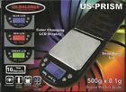 500 Gram Oz DWT Mode Pocket Scale Backlit LCD Display Gram oz Ounce