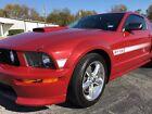 2009 Ford Mustang GT/CS California Special 2009 Mustang California Special GT Premium