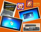 Dell Latitude E6320 i5 2.5GHz 4GB 250GB Win 7 or Windows 10 -Excellent Condition