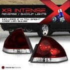 "CREE LED REVERSE 06-13 Chevrolet Impala SS LS LT LTZ ""DARK SMOKE"" Tail Light L+R"
