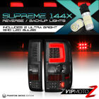 {360 Degree SMD Backup} 04-08 Ford F-150 F150 Truck Smoke OLED Brake Tail Lights