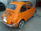 1970 Fiat 500  FIAT 500 L