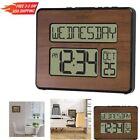 LARGE Digital Alarm Memory Loss Day Clock Calendar Alzheimers Clock Time Date