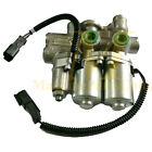 New Main Pump Solenoid Valve Assembly 22F-60-21201 For PC55MR-2 Excavator