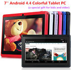 7 inch Q88H A33 Android 4.4 Tablet PC 1.2GHz 512MB RAM 8GB ROM Dual Cameras