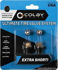"""COLBY CV-PV30 ULTIMATE TIRE VALVE SYSTEM - FITS 0.453""""  - BRAND NEW"""