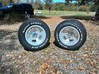 aluminium slot gasser wheels ansen fenton western Indy American racing new tires