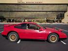 1986 Pontiac Fiero GT Red 1986 Pontiac Fiero GT 2.8L V6