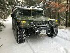 1996 Hummer H1 Base Sport Utility 4-Door 1996 Hummer H1 Wagon Factory CARC Military Paint, Rarest of All Hummers 1 of 1
