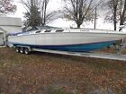 1979 Wellcraft Scarab 38 new power and paint, NO RESERVE