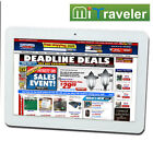 MiTraveler 10.1 inch Quad-Core Android 4.1 Tablet